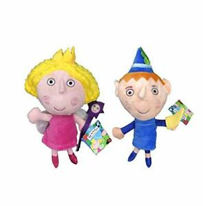 Ben & Holly's Little Kingdom - Plush toy Ben & Holly Super soft quality