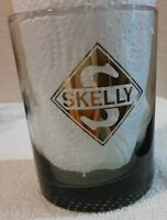 Very RARE 1969 SKELLY OIL CO. SMOKED GLASS TUMBLER & MORE!....L@@K!
