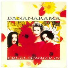 "Bananarama - Cruel Summer '89 - 12"" Vinyl Record Single"