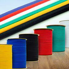Gummiseil Expanderseil Gummi Seil Seile Gummiband 6 Farben 4-12 mm UV-beständig