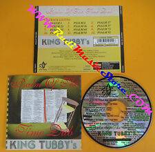 CD KING TUBBY'S Psalm of the time POOTS TAMOKI WAMBESI TWCD1024(Xs9)no lp mc dvd