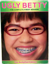 Ugly Betty - The Complete First Season (DVD, 2007, 6-Disc Set Bettyfied Edition)