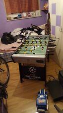 Champions League football table