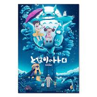 My Neighbor Totoro Poster - Japanese Art Studio Ghibli - High Quality Prints