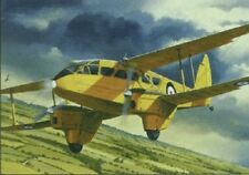 Heller 1/72 Model Kit 80345 de Havilland DH.89 Dragon Rapide C