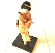 JAPANESE Doll . Rare Find . Authentic . COLLECTOR ITEM . UNIQUE Piece . VINTAGE