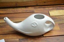 ESTIE Elephant Ceramic Neti Pot for Complete Sinus Cleansing Wash Irrigation