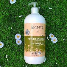 Shampoing Ginkgo et olive SANTE Family 950ml