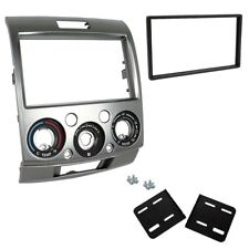 CT23FD14 Ford Ranger Mazda BT-50 06-11 Double Din Car Fascia For Stereo Headunit