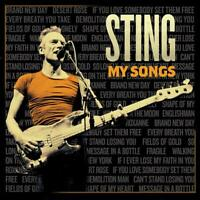 Sting - My Songs [CD] Sent Sameday*
