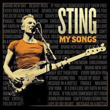 Sting - My Songs [CD] Sent Sameday*