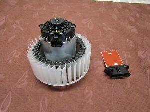 12 13 14 15 16 Chevrolet Sonic Blower Motor w/ Resistor OEM