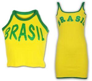 BNWT BRASIL / BRAZIL VEST & OR DRESS, COMBINE & SAVE, GET READY FOR THE BEACH!!!