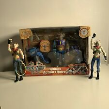 Biker Mice from Mars Fighting action figure Modo 2006 New Plus 2 X Figures
