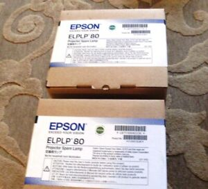 OEM Epson ELPLP 80 Projector Lamp