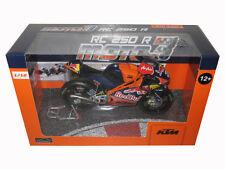 2013 RED BULL KTM RC 250 R LUIS SALOM #39 1/12 MOTORCYCLE MODEL AUTOMAXX 600052