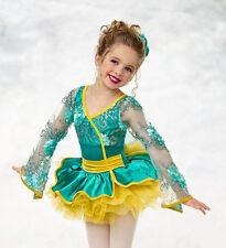 In magazzino Oriental LOTUS carattere Tunica Abito Costume Da Ballo Bambino Piccolo