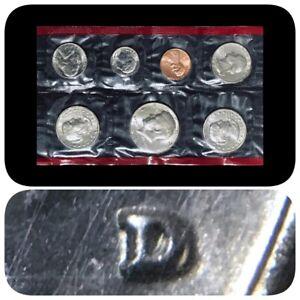 1981 D U.S. Mint Set with Nickel RPM (BU / UNC - OGP)