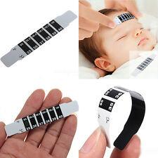 Baby Kinder Stirn Thermometer Fieberthermometer Temperatur Tester Fieber Band