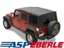 Ersatz Softtop mit getönte Scheiben Verdeck Black Diamond Jeep Wrangler JK 11-17