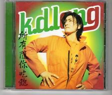 (HG624) KD Lang, All You Can Eat - 1995 CD
