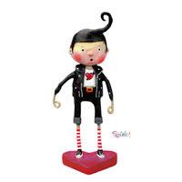 Cool Rider Lori Mitchell Collectible Valentine's Day Figurine NIB Free Shipping