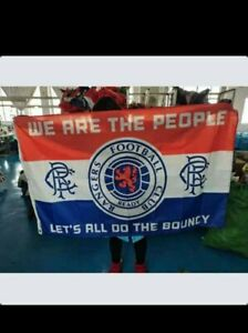 Rangers Flag 5x3 champions