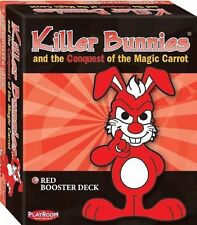 Conquest Magic Carrot Red Booster Killer Bunnies:Playroom Entertainment PLE40602