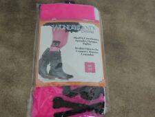 Girls Pink * Skull & Crossbones Spandex Opaque Tights * Nwt/Nip Size Large 11-13