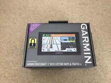 Garmin DriveSmart 5 Na Lmt Ex Gps Auto Navigator w/ North America Lifetime Maps