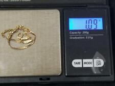 14K Gold Scrap Bracelet 1.09 Grams