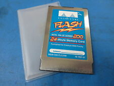 Cisco MEM-C6K-FLC24M 24Mb FLASH Memory, PCMCIA, 16-1837-01