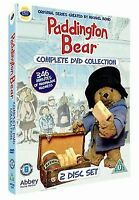 PADDINGTON BEAR - 2008 Complete Collection series 2 discs Brand New Region 2 DVD