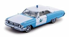Ford Galaxie 500 Police Car 1964 1:18 Sunstar