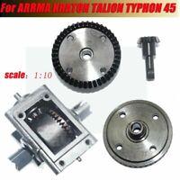 1/8 RC Harden Steel Differential Gear Drive Gear for ARRMA KRATON TALION Truck