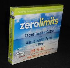 NEW 6 CD Zero Limits Joe Vitale Wealth & Health