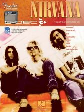Nirvana Sheet Music Fender Special Edition G-DEC Guitar Play-Along Pac 000702320