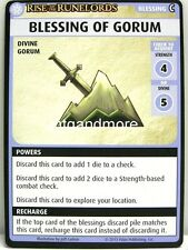 Pathfinder Adventure Card Game - 1x Blessing of Gorum - Character Add-On
