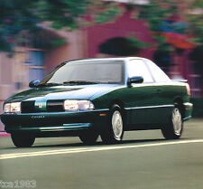 1996 OLDSMOBILE ACHIEVA Brochure / Catalog: Series I,II,II Olds