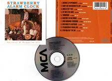 """STRAWBERRY ALARM CLOCK """"Incense & Peppermints"""" (CD) 1990"""