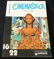Soft Cover French Book Cinémastock Tome 1 - 2e Partie Dargaud 16/22 No.41
