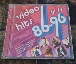 Video Hits 86-96 Celebrating 20 years CD - EX