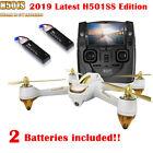 Hubsan X4 Drone H501S S FPV RC Quadcopter 1080P HD Follow Me Auto-Return GPS RTF