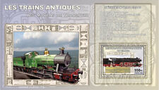 Old Locomotives German Trains Railroads Congo DR 2006 s/s Yv.1800Z MNH #CDR0806f