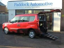 Doblo Manual Disabled Vehicles