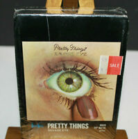 Pretty Things Savage Eye Factory Sealed 8-Track Swan Song