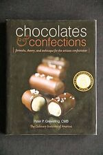 Greweling - Chocolates and Confections HC/DJ professional confectioner guide