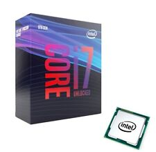 Intel Core i7-9700K 8C 8T 3.6GHz (4.9GHz Turbo) LGA1151 (300 Series) CPU