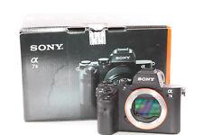 Sony alpha A7 Mark II Gehäuse + OVP SN 3774512