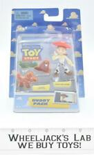 Buddy Pack Toy Story Crazy Critters Yodeling Jessie NEW 2009 Disney Pixar Mattel